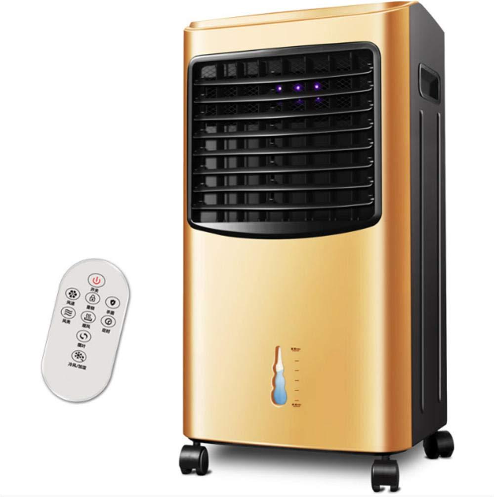 Raffreddamento e riscaldamento aria condizionata ventilatore portatile raffreddamento dellaria riscaldamento singolo tipo di famiglia fredda@bianco/_Fresco e caldo