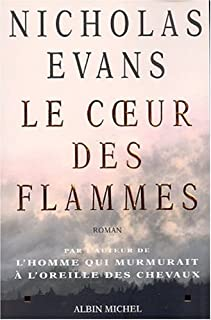 Le coeur des flammes : roman