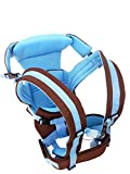 Family First Enterprises 4 Position 360 Baby Carrier For Newborn to Toddler, Cradle/Sling, Kangaroo Front, Rear Facing and Backpack Positions, Easy In & Out