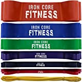 Pull up Bands – Monster Resistance Bands for Powerlifting Squats, Deadlifts, Bench Press, Chin up Assist – X-Heavy Resistance Bands for Strength, Rehab and Mobility – Extra Heavy Duty Band Blue Review