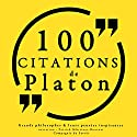 100 citations de Platon | Livre audio Auteur(s) :  Platon Narrateur(s) : Patrick Martinez-Bournat
