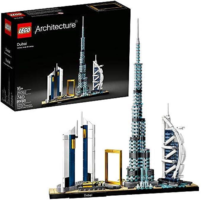 LEGO Architecture סקייליין דובאי 21052 {new 2020)