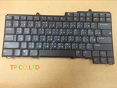 Keyboard for Dell Latitude D610 D810 610M M20 M70 Laptop Keyboard