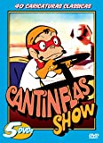 The Cantinflas Show: 40 Caricaturas Classicas, Volume 2