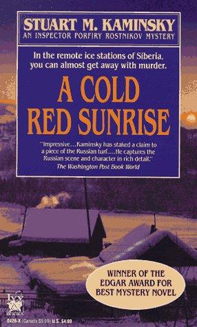 A Cold Red Sunrise (An Inspector Porfiry Rostnikov Mystery)