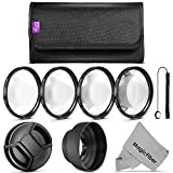 Altura Photo 52MM Macro Close Up Set with Accessory Kit