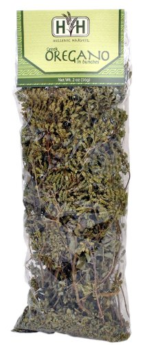 Greek Oregano Bunches - 2 Oz Bunch by Hellenic Harvest by Hellenic Harvest