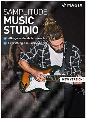 Samplitude Music Studio - Version 2020 [PC Download] WeeklyReviewer