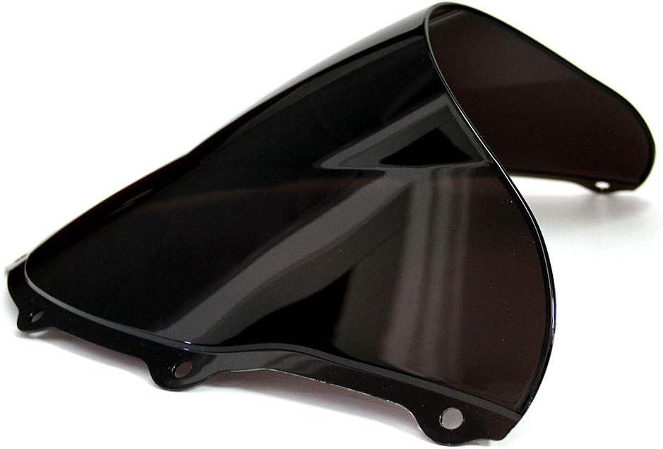 Moto Pare-Brise /écran ABS Shield pour Kawasaki Ninja ZX7R 1996-2003 Chrome