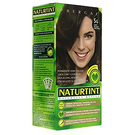 Best Hair Coloring Products: Naturtint Permanent Hair Color - 5G ...