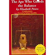 The Ape Who Guards the Balance by Elizabeth Peters (1998-08-01)