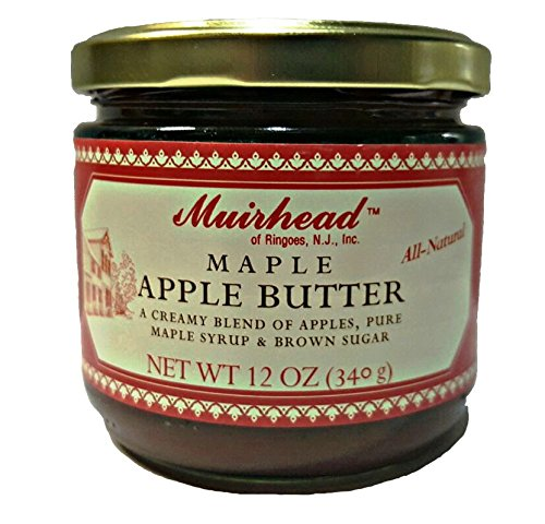 Williams Sonoma Maple Apple Butter, 12 Oz