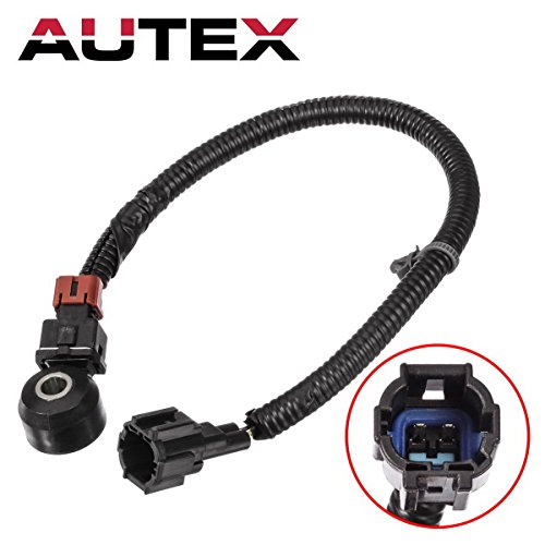 AUTEX Engine Knock Detonation Sensor KS79 KS79T 22060-30P00 Compatible with Nissan 200SX & 240SX & 300ZX & Altima & D21 & Frontier & Maxima/Mercury Villager/Replacement for Infiniti G20 I30 J30 Q45