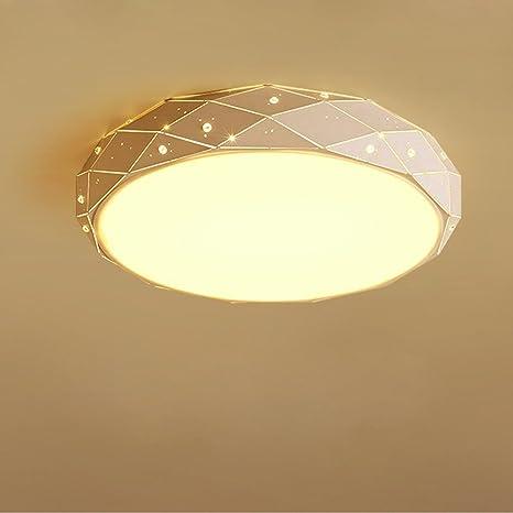 El dormitorio principal románticas lámpara LED lámpara de ...