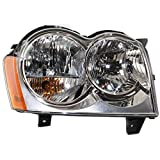 Diften 114-A1993-X01 - CAPA Set of 2 Headlights Driving Head lights Headlamps Left & Right Side Pair