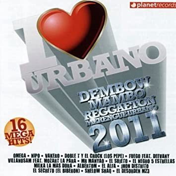 - I Love Urbano 2011 by Various Artists - Amazon.com Music