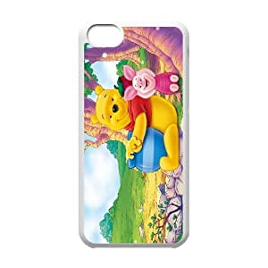 High Quality {YUXUAN-LARA CASE}Winnie The Pooh & Quotes For Iphone 5c STYLE-2