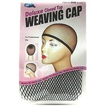 Dream Deluxe Closed Top Weave Cap (Pack of 2) #0098