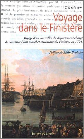 En ligne téléchargement Voyage dans le Finistère epub pdf