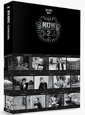 Amazon com: BTS Photobook 'Now 2' in Europe & America