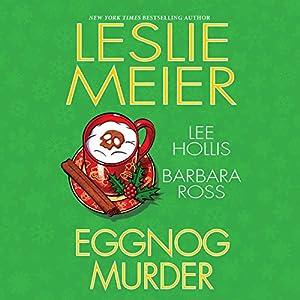 Eggnog Murder Audiobook