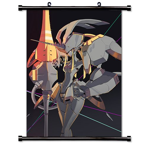 Darling In The Franxx Anime Fabric Wall Scroll Poster  Inche