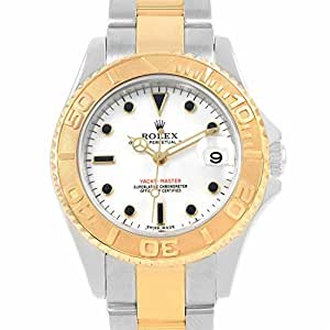 Rolex Yacht-Master Automatic-self-Wind Male Watch 168623 (Certified Pre-Owned)