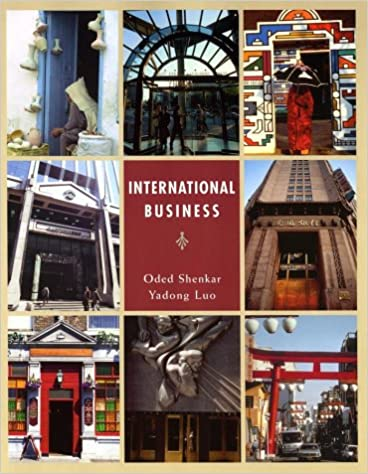 International Business-w/CD