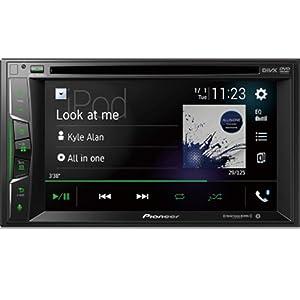 PIONEER AVH1500 Double DIN Multimedia DVD Receiver