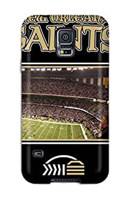 Best new orleansaints NFL Sports & Colleges newest Samsung Galaxy S5 cases 1135605K714360954