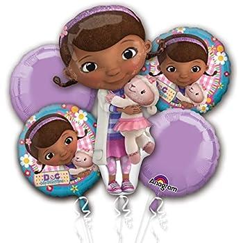 """Doc McStuffins Airwalker Balloon Birthday Party Decoration Divorce Sale 46/"""""""