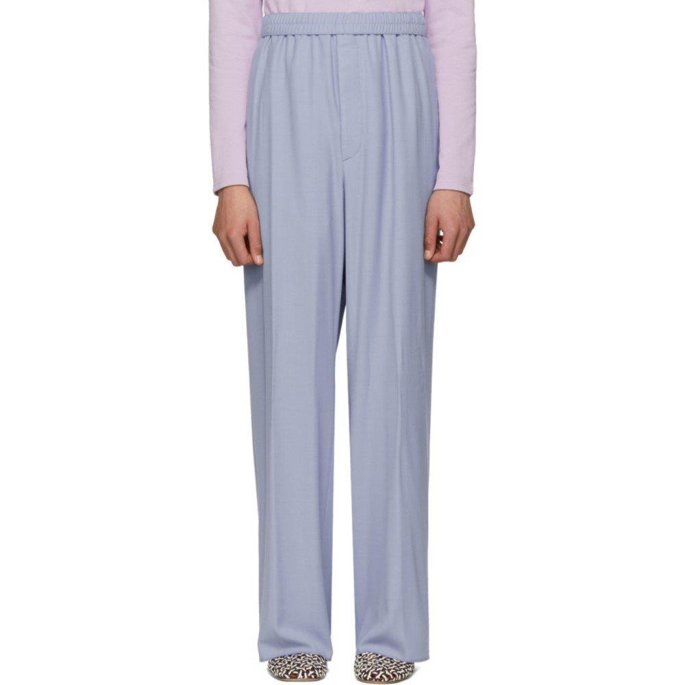 (アクネ ストゥディオズ) Acne Studios メンズ ボトムスパンツ Blue Glose Fluid Trousers [並行輸入品] B07D15QSHK   IT50-US34