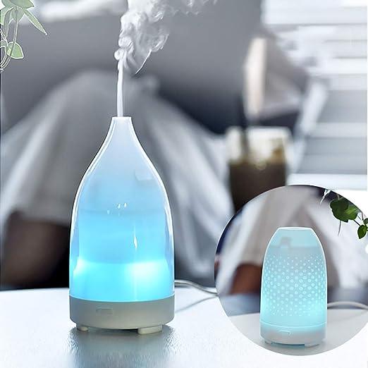 luoluoluo vaporizador ambiente, Difusor de aromas, aromaterapia ...