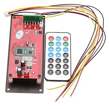 Amazon com: Wireless MP3 Decoding Board Bluetooth Audio