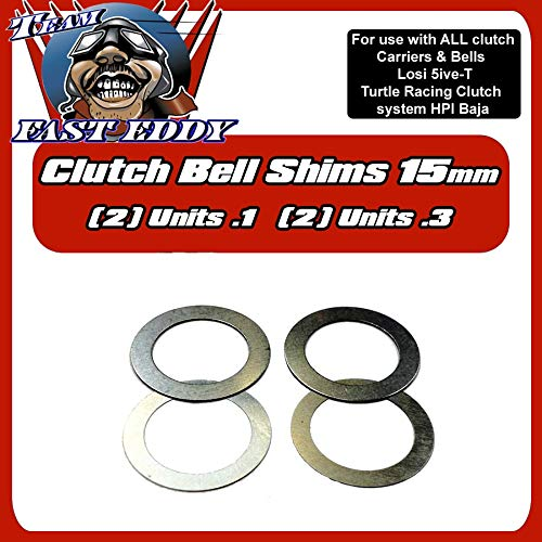 FastEddy Bearings 15mm Clutch Bell - Bell Clutch Product