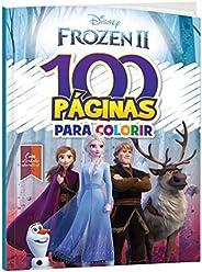 100 Paginas Para Colorir - Frozen II