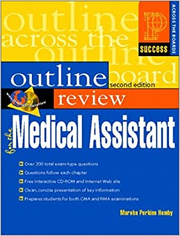 `TXT` Prentice Hall Health Outline Review For The Medical Assistant (2nd Edition). Peyton Explora Multiple hecho other postura eight