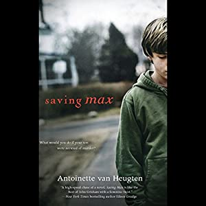 Saving Max Audiobook