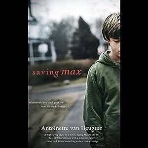 Saving Max Audiobook
