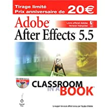 After Effects 5.5 (1Cédérom)