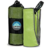 Best Camp Towels - Youphoria Outdoors Quick Dry Travel Towels Carry Bag Review