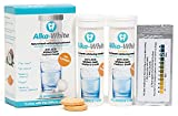 Alka-White Alkalizing Mouthwash and Toothpaste in One- Tumeric, 30 Tablets