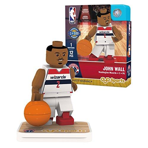 OYO Sports NBA Minifigure Washington Wizards John Wall