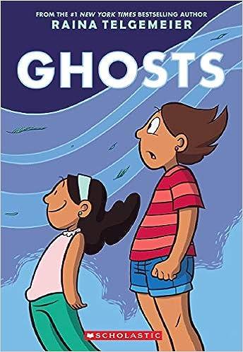 Ghosts: Telgemeier, Raina, Telgemeier, Raina: 9780545540629: Books -  Amazon.ca