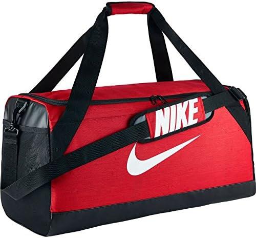 NIKE Brasilia Medium Training Duffel Bag Travel