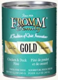 Fromm Gold Chicken & Duck Pâté 12.2oz / case of 12 Review