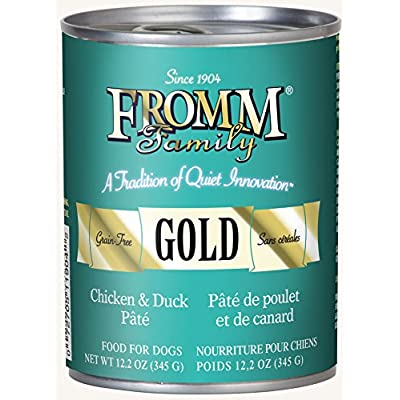 Fromm Gold Chicken & Duck P?t? 12.2oz / case of 12