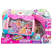 Shopkins Cutie Cars Play N Display Cupcake Van