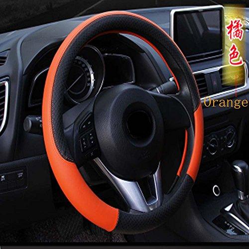 Orange Action Leather - 8
