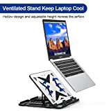 Besign LS07 Adjustable Laptop Stand, Ergonomic